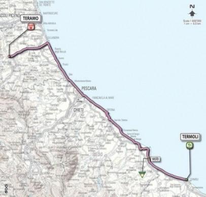 Giro D'Italia 2011 Teramo Termoli