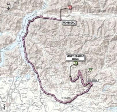 Giro D'Italia 2011 San Pellegrino