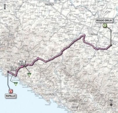 Giro D'Italia 2011 Rapallo
