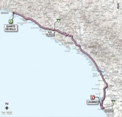 Giro D'Italia 2011 Quarto Livorno