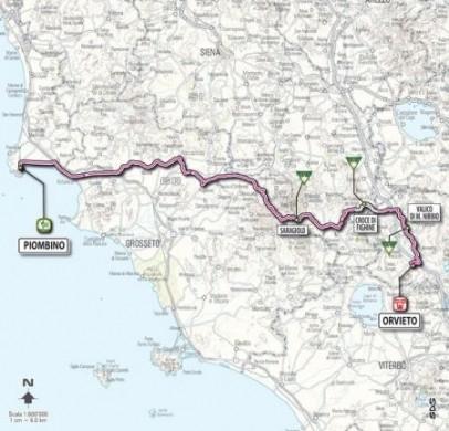 Giro D'Italia 2011 Piombino Orvieto