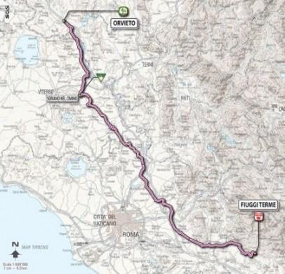 Giro D'Italia 2011 Fiuggi Terme