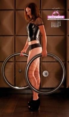 Calendario Cyclepassion 2011