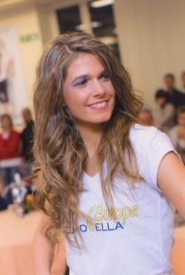 Miss Ciclismo 2010 Beatrice Giordano