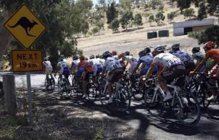 Tour Down Under 2011 tappe e percorso