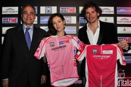 Maglie Giro d'Italia 2011 rosa rossa