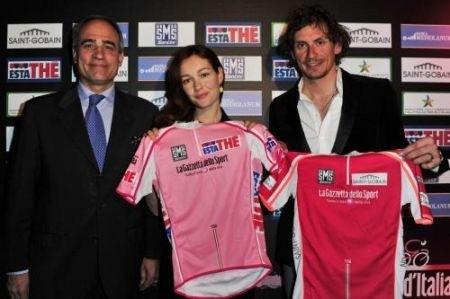 Maglie Giro d'Italia 2011 rosa rossa