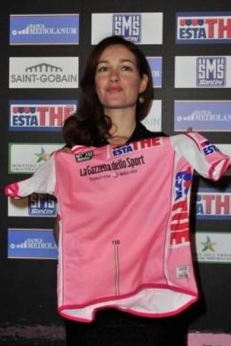 Maglie Giro d'Italia 2011 Cristiana rosa