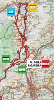 Giro del Trentino 2011 3 tappa