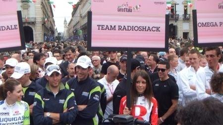 Giro d'Italia 2011 Torino Alpini