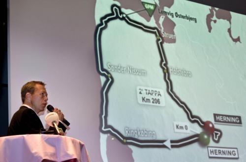 Giro d'Italia 2012 Danimarca