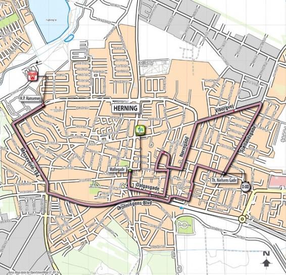 Giro d'Italia 2012 tappe e percorso