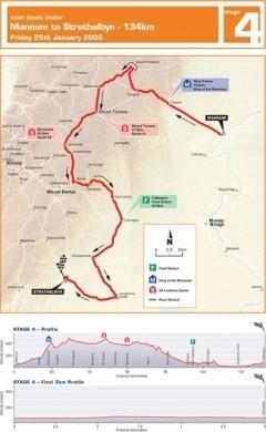 Tour Down Under 2008 tappa 4