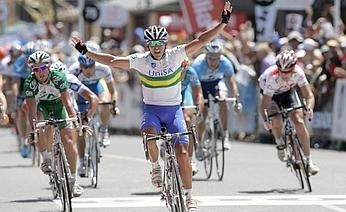 Tour Down Under 2008 prime tappe