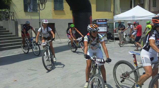 Altavia Stage Race 2012 arrivo