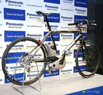 Panasonic Titanium Flat Road EB