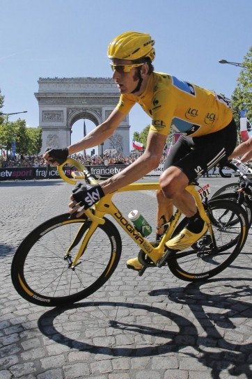Tour de France 2012, Bradley Wiggins (2)