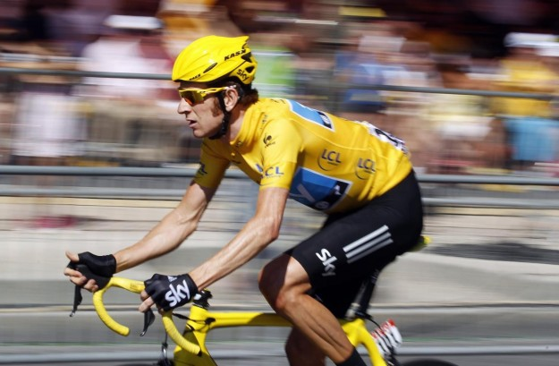 Tour de France 2012, Bradley Wiggins (4)