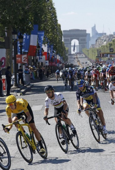 Tour de France 2012, Bradley Wiggins (6)