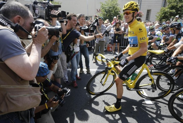Tour de France 2012, Parigi (2)
