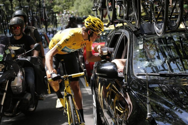 Tour de France 2012, Wiggins trionfa