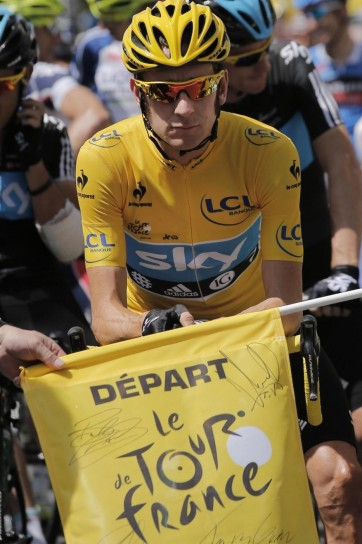 Tour de France 2012, Wiggins trionfa (2)