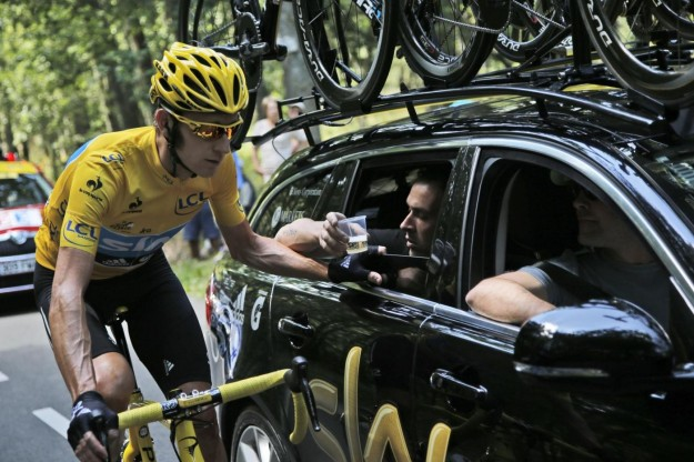 Tour de France 2012, Wiggins trionfa (3)