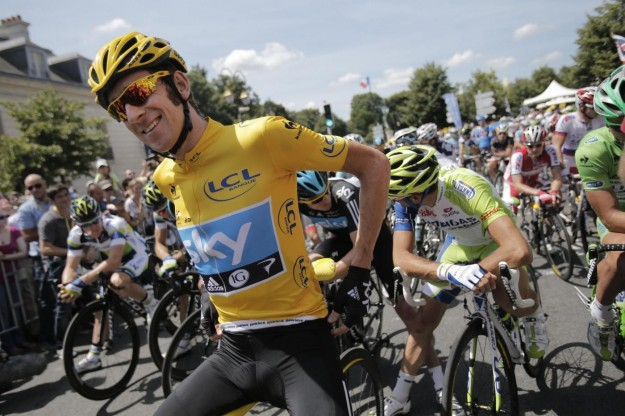 Tour de France 2012, Wiggins trionfa (4)
