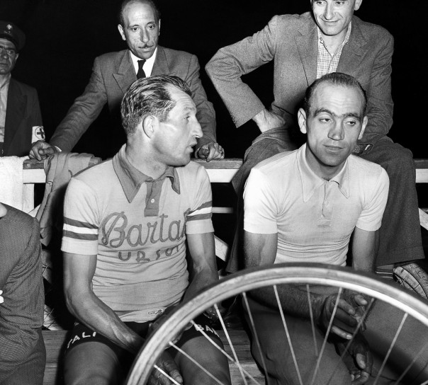 Fiorenzo Magni, immagini del ciclista (2)