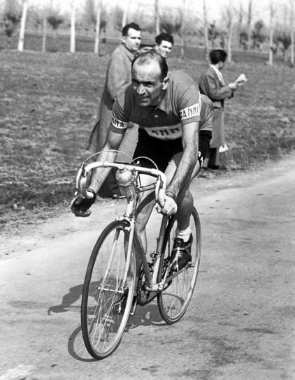Fiorenzo Magni, immagini del ciclista (5)