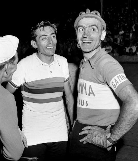 Fiorenzo Magni, immagini del ciclista (6)