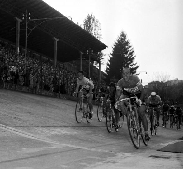 Fiorenzo Magni, immagini del ciclista (7)