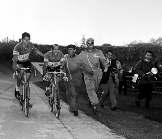 Fiorenzo Magni, immagini del ciclista (8)