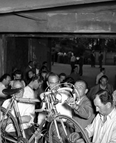 Fiorenzo Magni, immagini del ciclista (12)