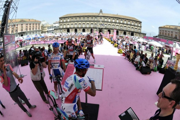 Giro d'Italia, prima tappa (3)