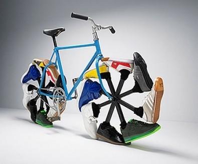 Bici scarpe