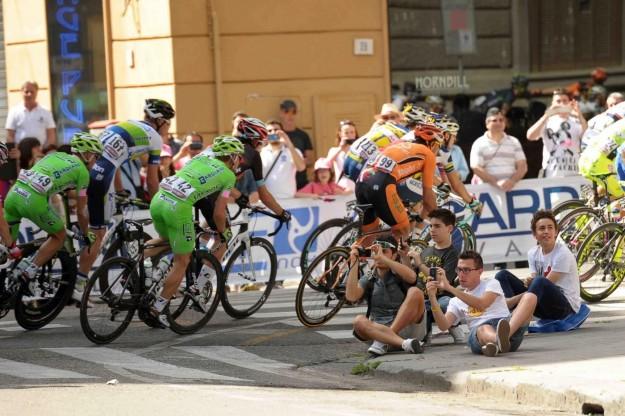 Giro d'Italia, seconda tappa (2)
