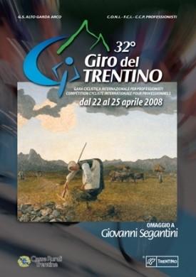 Giro del Trentino 2008 locandina