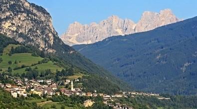 Alpe di Pampeago Val di Fiemme