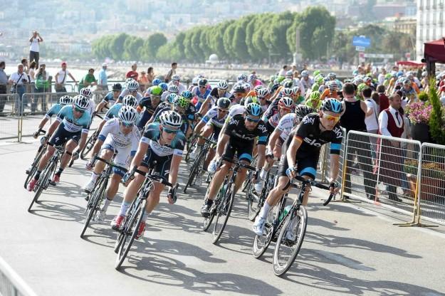 Giro d'Italia, seconda tappa