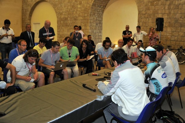 Giro d'Italia, conferenza stampa (2)