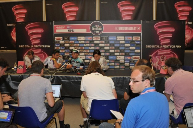 Giro d'Italia, conferenza stampa (7)