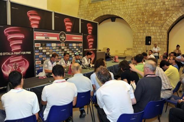 Giro d'Italia, conferenza stampa (9)
