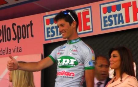 Pescocostanzo Giro 2008