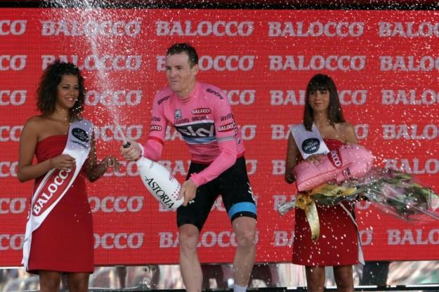 Giro d'Italia 2013, le miss
