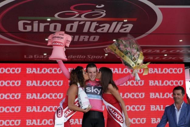 Giro d'Italia 2013, le miss (2)