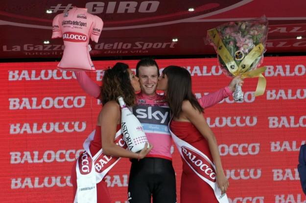 Le Miss del Giro d'Italia 2013