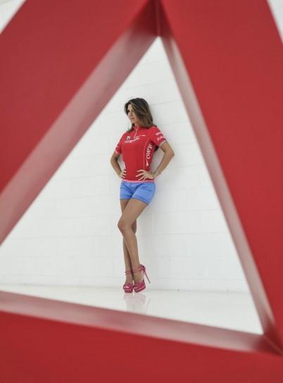 Alessia Ventura madrina del Giro D'iTalia 2013 (4)