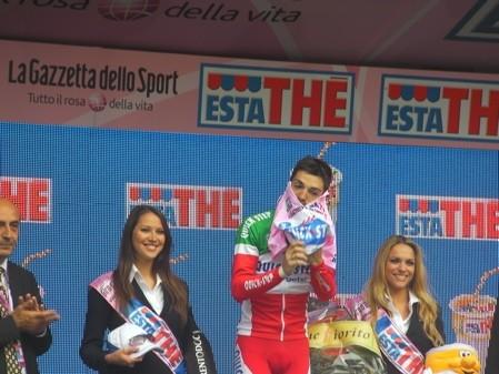 Bennati Carpi Giro 2008