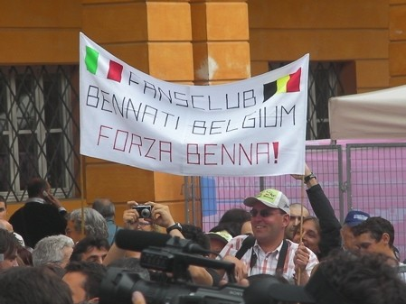 Bennati Fan's Club Belgio